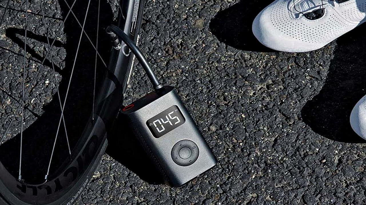 Xiaomi Air Portable Pump 5V Gearbest